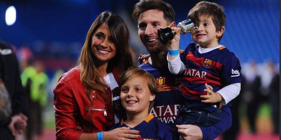 Edisi Spesial Ulang Tahun, 3 Wanita dalam Hidup Lionel Messi