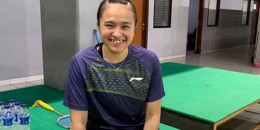 Melati Daeva Oktavianti Incar Semifinal Indonesia Open 2019