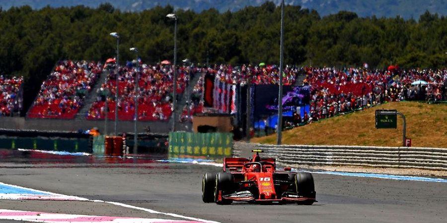 Hasil F1 Belgia 2019 - Charles Leclerc Segel Kemenangan Perdana Ferrari