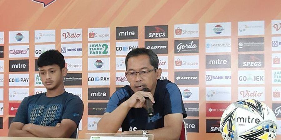 Ke Markas Bhayangkara FC, Persela Lamongan Incar Tiga Poin
