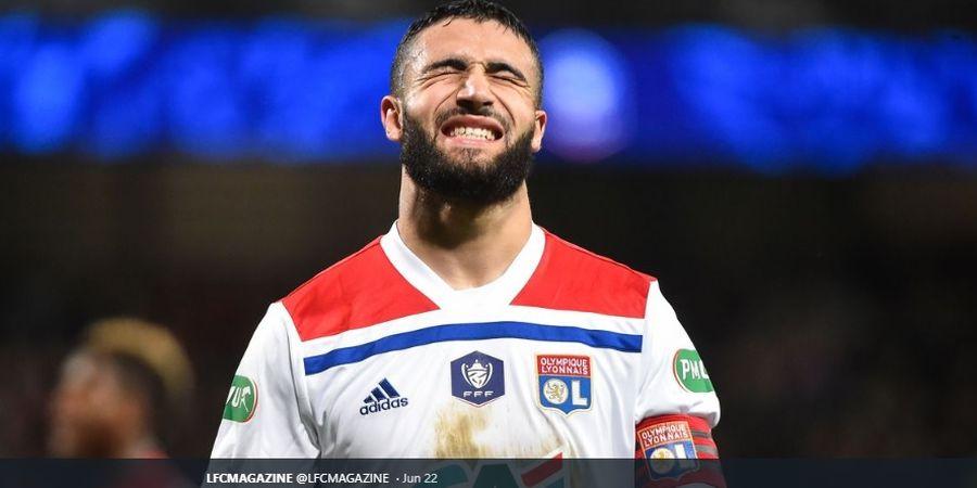 Berita Transfer - Nama Nabil Fekir Masuk Daftar Belanja AC Milan