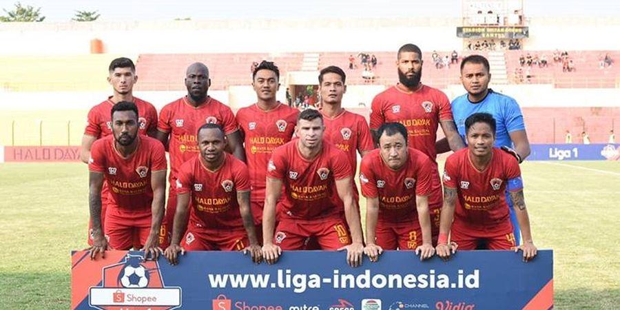 Link Streaming Laga Kalteng Putra Kontra Borneo FC