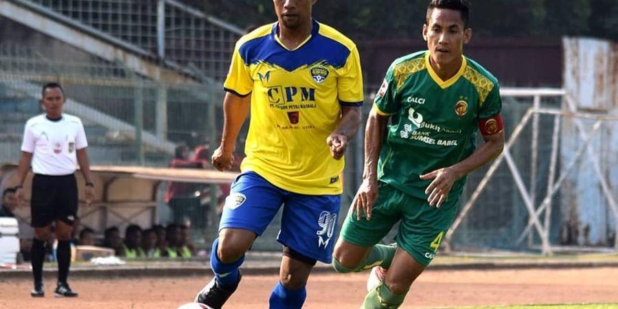 Sriwijaya FC Siapkan Pekerjaan Baru bagi Satu Pemain Seniornya jika Sudah Gantung Sepatu