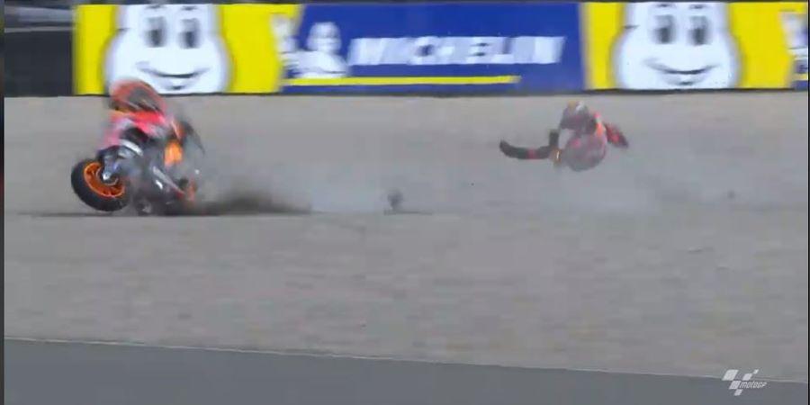 Penyebab Crash Jorge Lorenzo dan Calon Pengganti di MotoGP Jerman