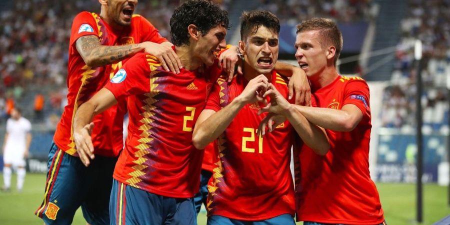 Hasil Euro U-21, Para Pemain Terbuang Real Madrid Antar Spanyol ke Final