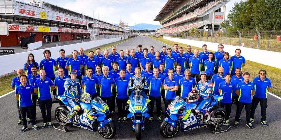 MotoGP Jerman 2019 - Suzuki Ecstar Puas dengan Penampilan Dua Ridernya