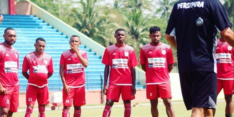 Live Streaming Persipura Jayapura Vs Semen Padang di Liga 1 2019