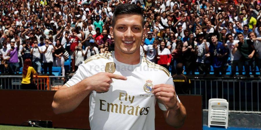 Dihargai Rp935 Miliar, Jovic Jadi Pembelian Paling Mubazir Real Madrid