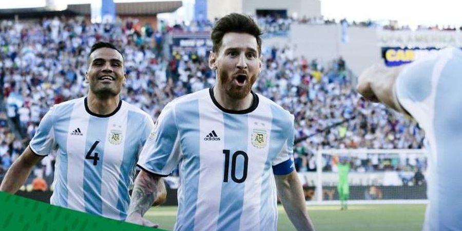 Susunan Pemain Venezuela Vs Argentina - Messi dkk Menuju Semifinal Copa America