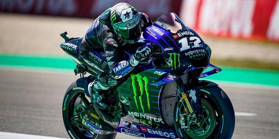 Hasil FP4 MotoGP Jerman 2019 - Maverick Vinales Pertama, Ducati Terperosok