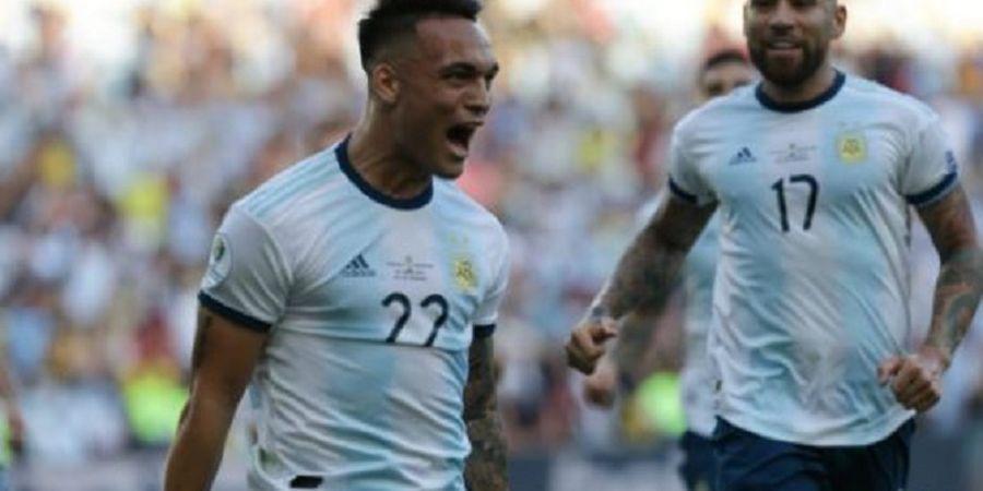 Martinez Bertahan, Messi Pindah ke Inter Saja kalau Mau Main Bersama