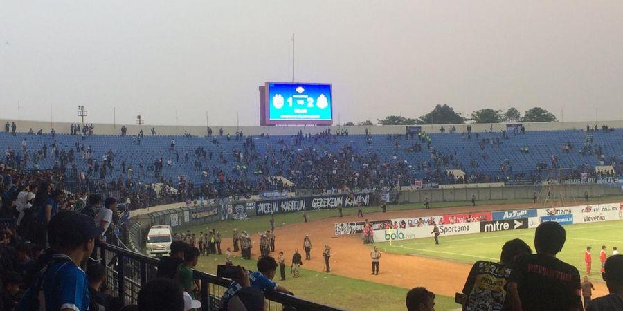 Persib Diganjar Hukuman Komdis PSSI Jelang Hadapi Persija Jakarta
