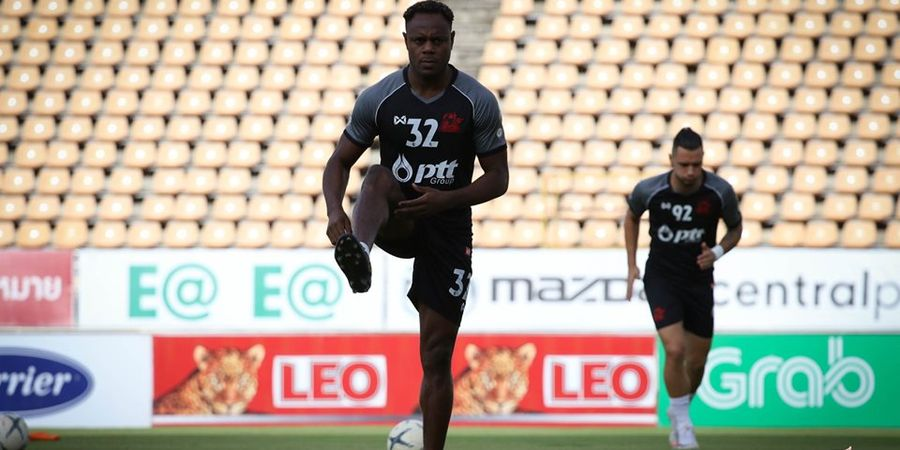 Liga Thailand 1 - Dua Eks Pemain Persib Bandung Nasibnya Jauh Berbeda