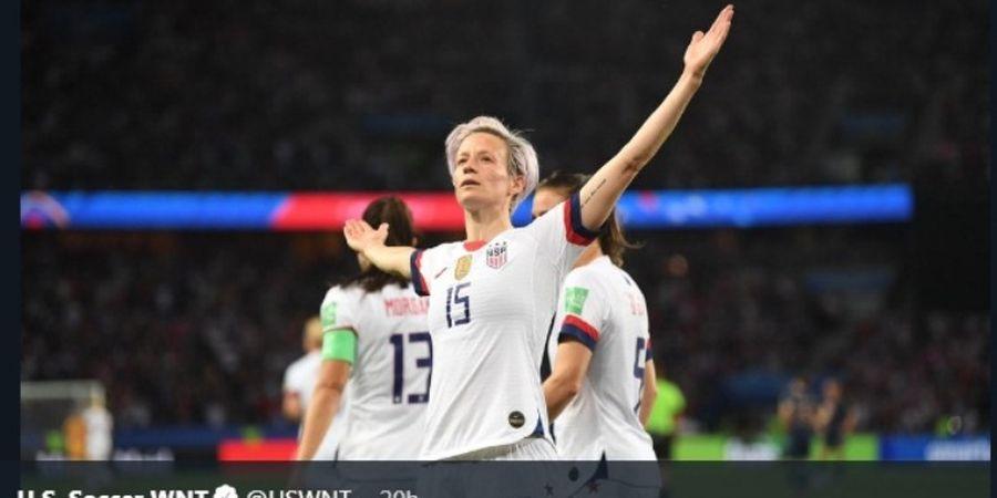 Suka Madrid, Jagoan Piala Dunia Wanita 2019 Mau Gabung Barcelona