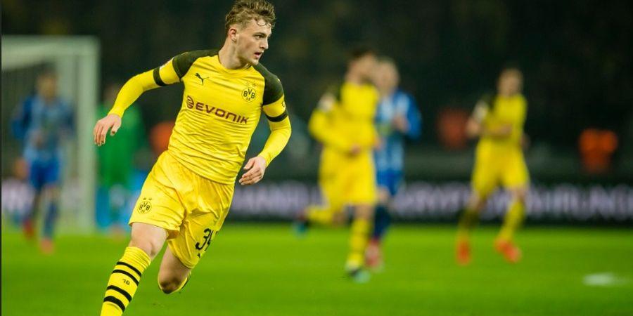 Winger Muda Borussia Dortmund Jadi Bidikan Tiga Klub Inggris