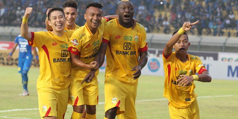 Bhayangkara FC Ingin Kembali ke Tren Positif saat Lawan Badak Lampung FC