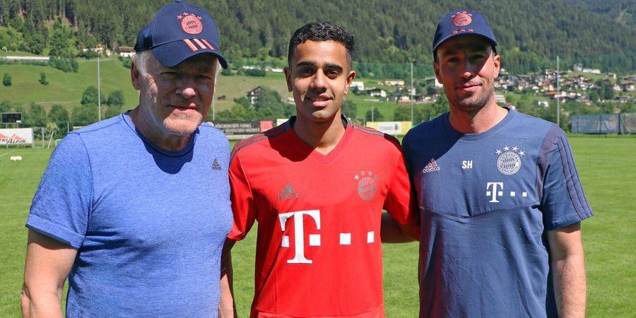 Playmaker Potensial Berdarah India Jadi Rekrutan Baru Bayern Muenchen