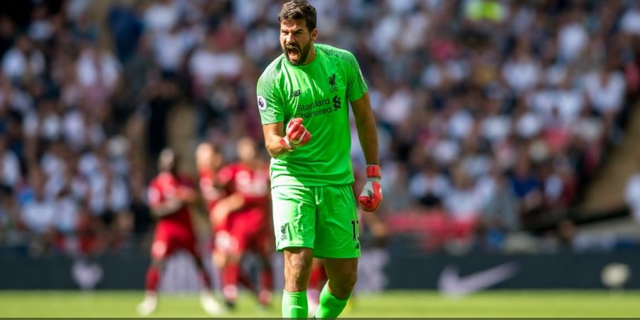 Alisson Becker Ungkap Resep Bungkam Lionel Messi Tiga Kali