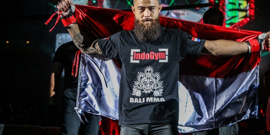 Atlet ONE Championship Indonesia Dukung Inisiasi MMA Menuju Olimpiade