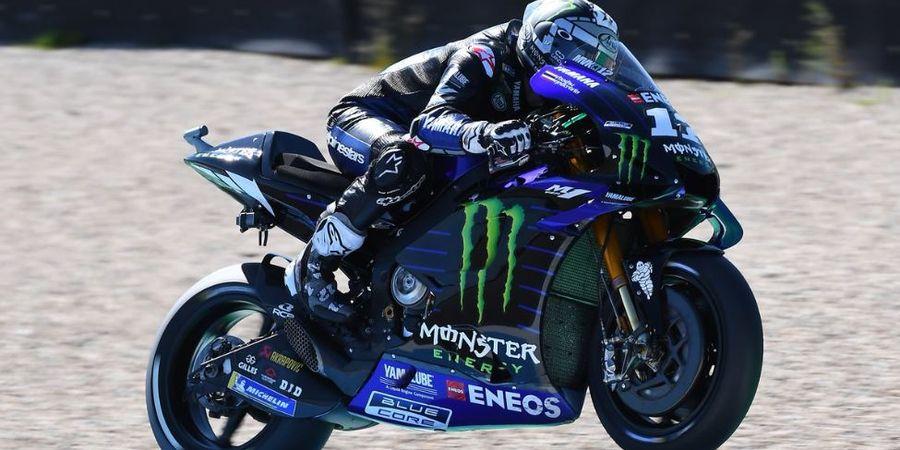 MotoGP Jerman 2019 - Vinales Tak Sangka Tampil Bagus Saat Kualifikasi