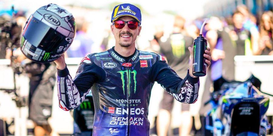 Nasib Sial Disebut Jadi Biang Kegagalan Vinales pada MotoGP 2019