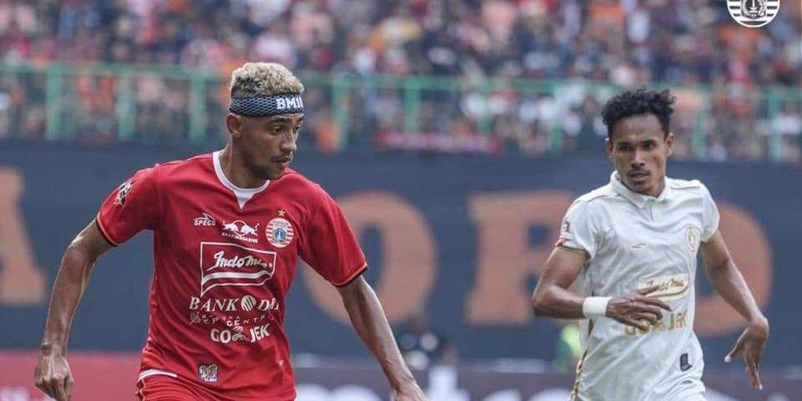 Pelatih Persija Lega Timnya Sukses Raih Kemenangan Perdana