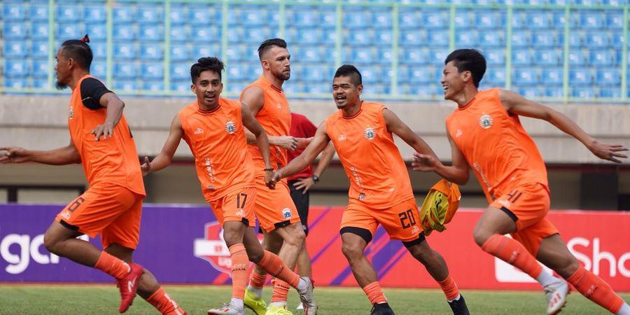 Mes Pemain dan Latihan Persija Jakarta Akan Pindah ke Sunter