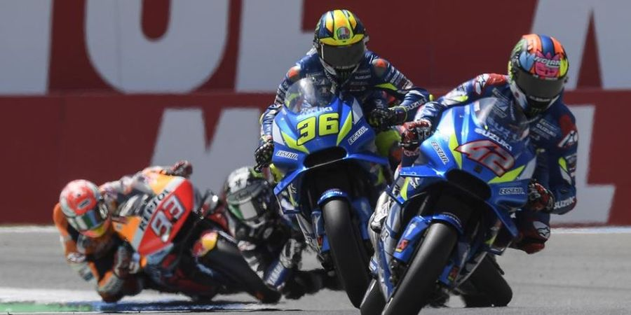 Suzuki Bertekad Lanjutkan Momentum Positif Musim Ini di Sachsenring