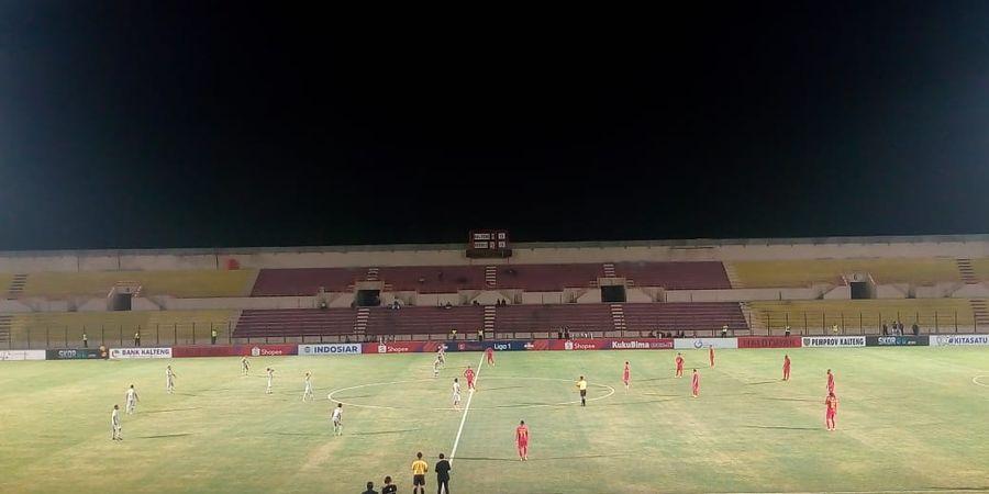Borneo FC Sukses Taklukkan Kalteng Putra Lewat Lerby Eliandry