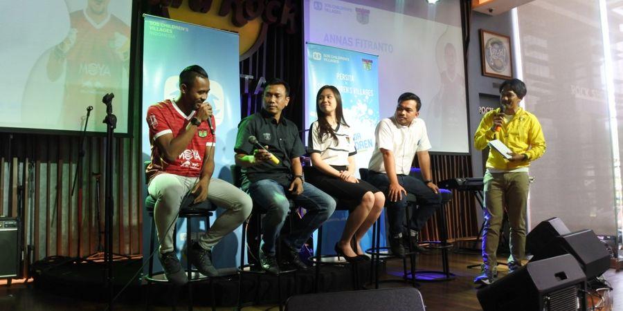 Tiga Laga Dilalui Persita, Widodo C Putro Ungkap Asa di Liga 2 2019