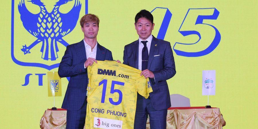Resmi, Messi-nya Vietnam Dikontrak Klub Divisi Utama Liga Belgia
