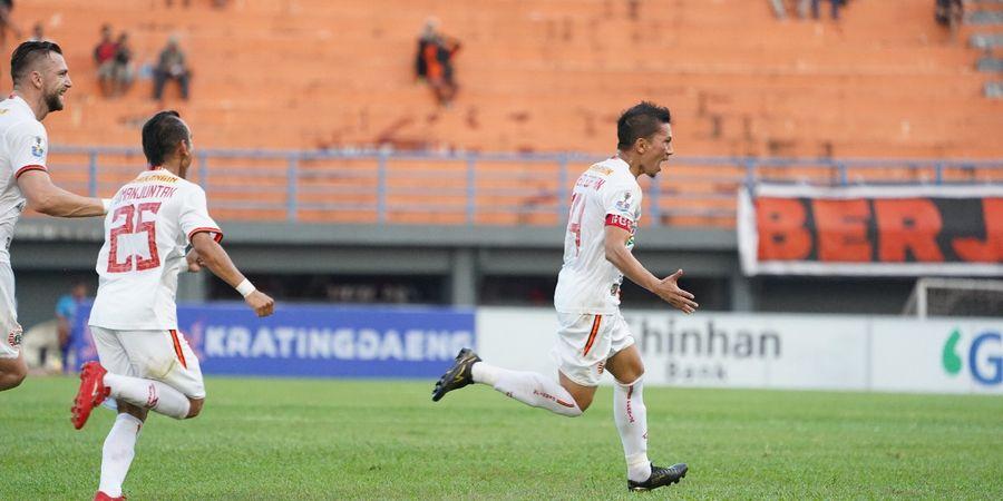 Ismed Sofyan Bangga Bisa Antar Persija ke Final Piala Indonesia Lewat Golnya