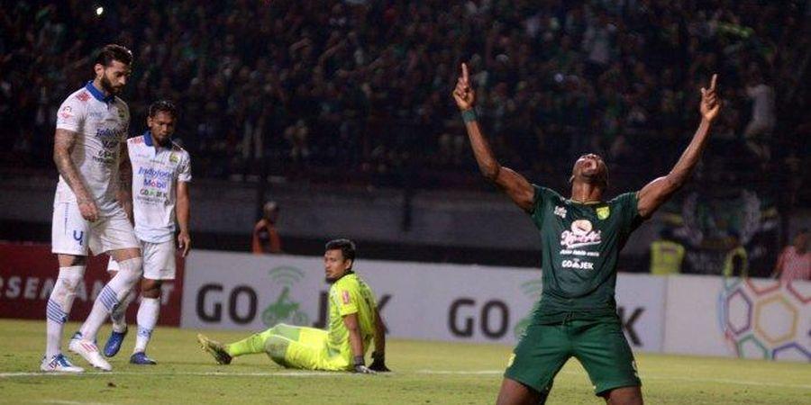 Amido Balde Mengaku Dirinya Menangis Sebelum Borong 3 Gol ke Gawang Persib