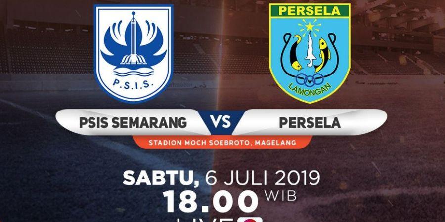 Link Live Streaming PSIS Semarang Vs Persela Lamongan, Laga Pekan Ketujuh Liga 1 2019