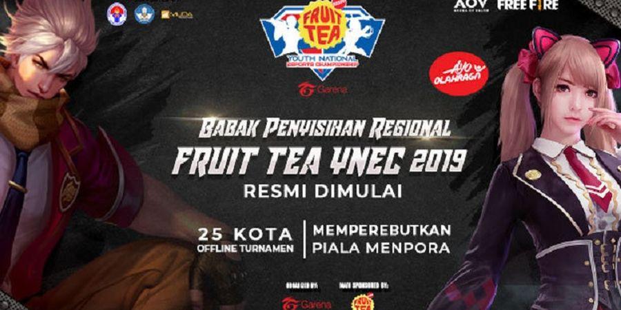 Babak Penyisihan Regional Laga eSports Sekolah Terbesar Indonesia Resmi Dimulai