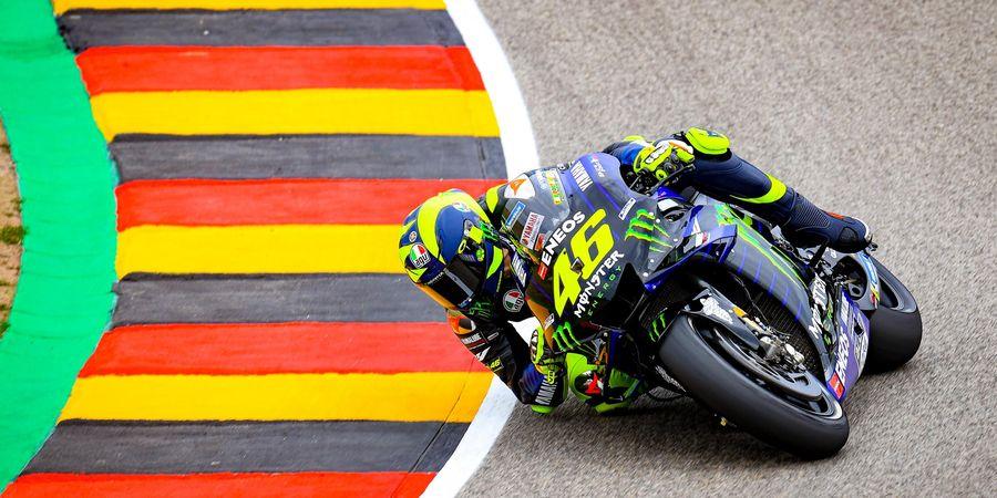 MotoGP Austria 2019 - Apa Penyebab Yamaha Kecewa dengan Valentino Rossi?