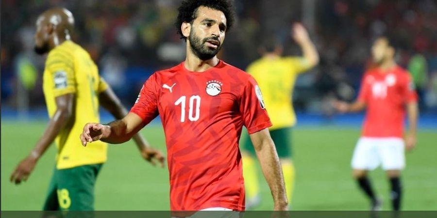 Ketularan Lionel Messi, Mohamed Salah Tersingkir di Piala Afrika 2019