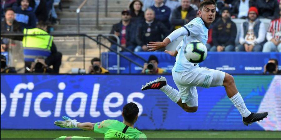 Bisa Tampil Baik Bareng Lionel Messi, Paulo Dybala Merasa Bangga