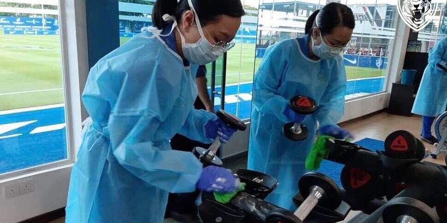 Skuad Klub Kaya Liga Malaysia Dikonfirmasi Terserang Virus Misterius