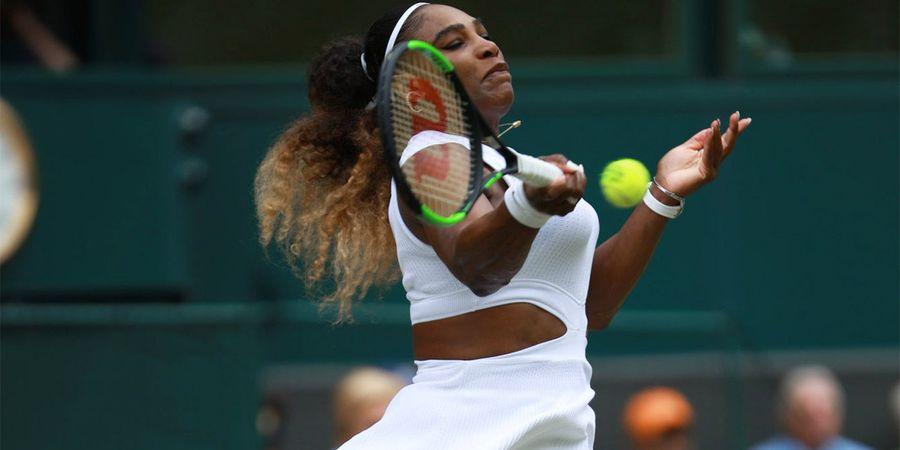 Wimbledon 2019 - Serena Williams Puji Kegigihan Simona Halep