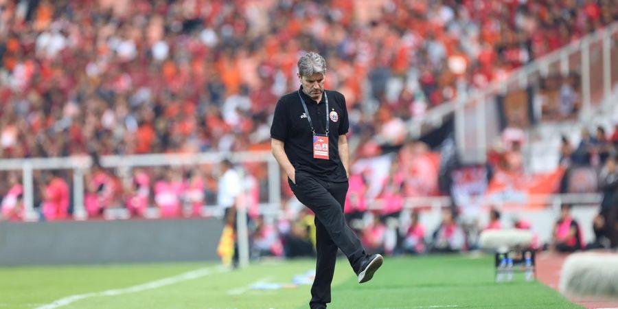 Kata Pelatih Persija soal Kegagalan Timnya Menjuarai Piala Indonesia