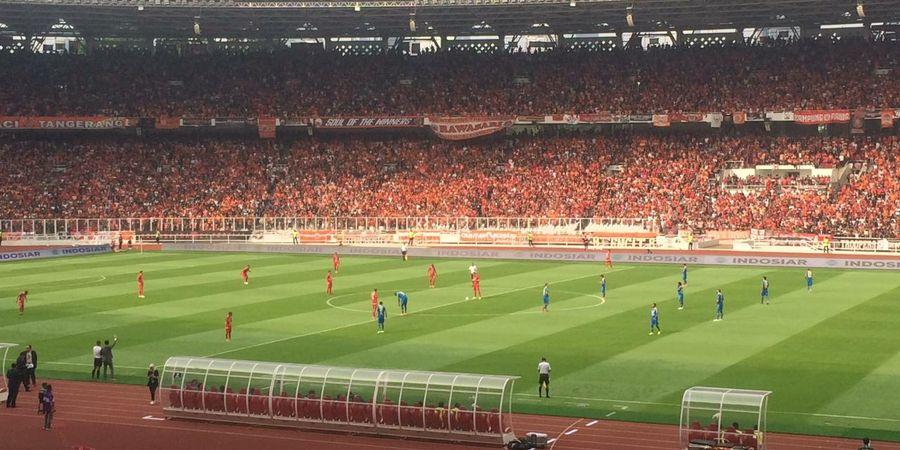 Duel Persija Kontra Persib Memecahkan Satu Rekor di Liga 1 2019