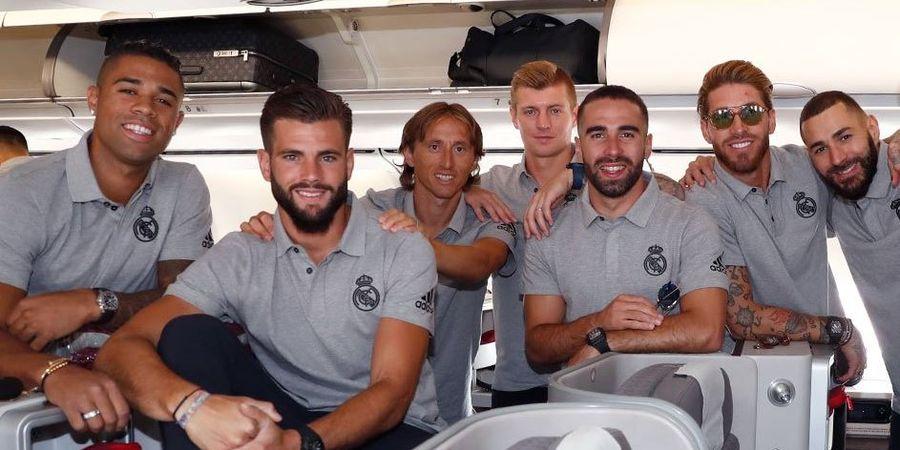 Daftar 29 Pemain Real Madrid untuk Tur ke Kanada, Si Anak Tiri Beda Pesawat