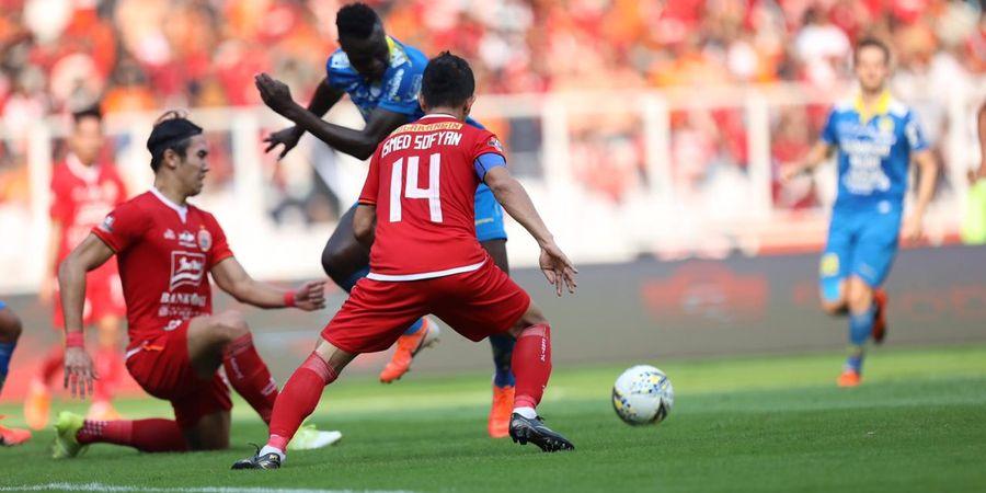 Klasemen Sementara Liga 1 2019: Persija dan Persib Kompak Naik Setelah Berduel