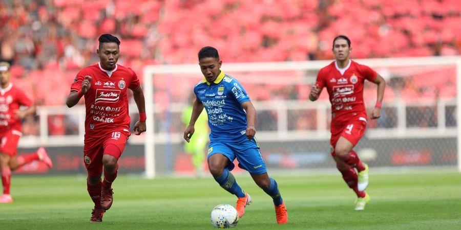 Rangkuman 5 Momen Menarik di Laga Persija Kontra Persib pada Pekan 8 Liga 1 2019