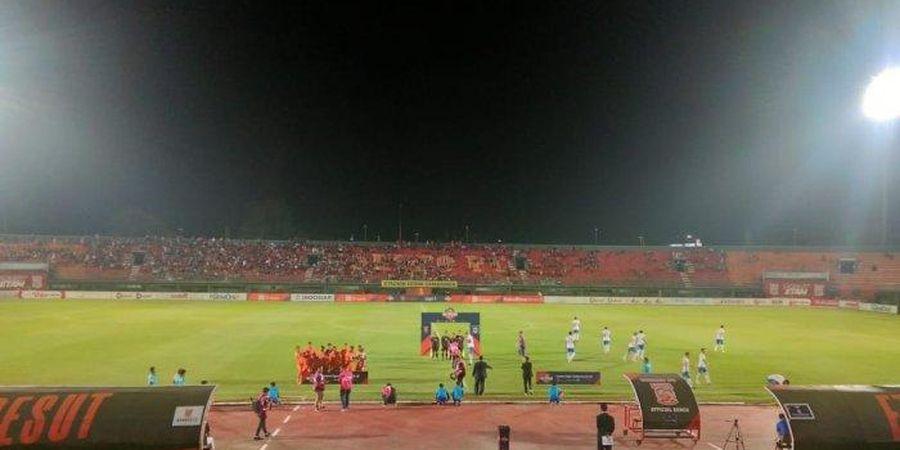 Diwarnai Penalti, Borneo FC Ungguli PSIS Semarang di Babak Pertama