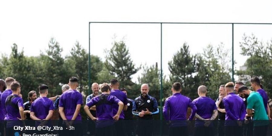 Tetapkan Standar Tinggi, Guardiola Tidak Toleran Saat Tur Pramusim