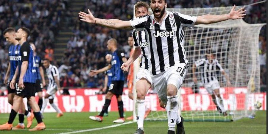 Higuain Ambil Nomor 21, Siapa Pemilik Baru Nomor 9 Juventus?