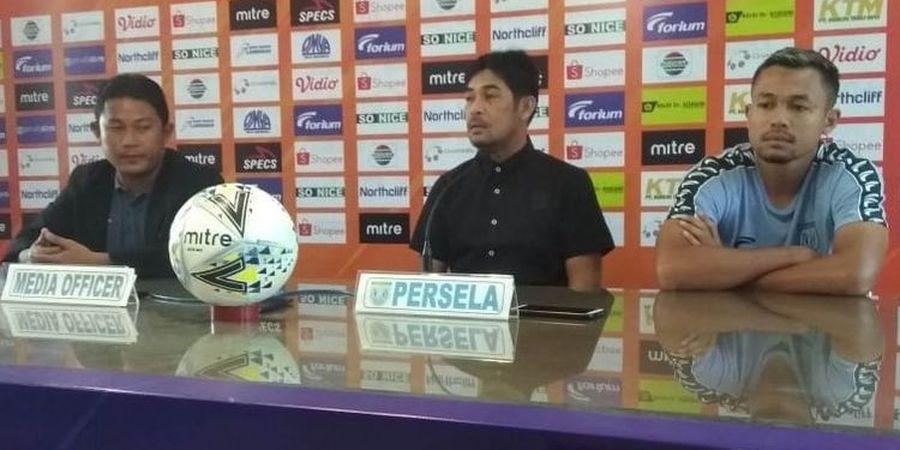 Persela Tanpa Demerson Bruno saat Menjamu Bhayangkara FC