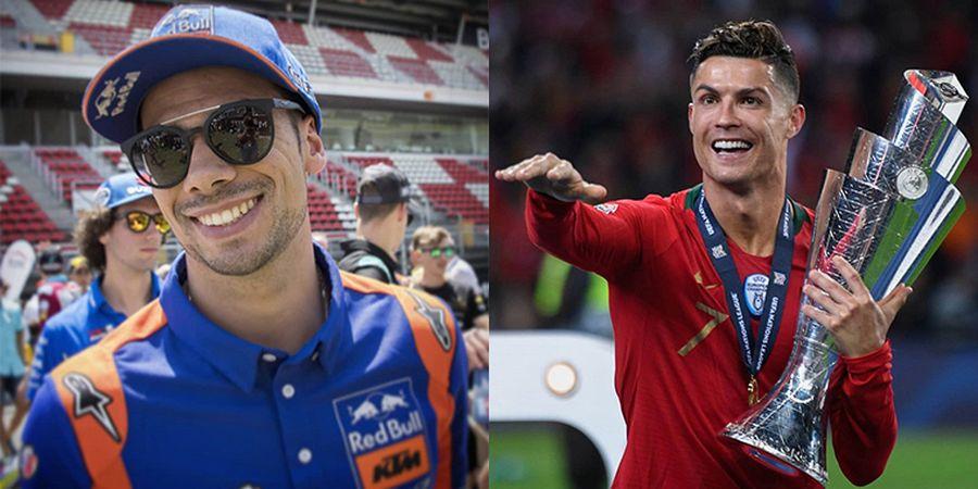 Disorot Bak Cristiano Ronaldo, Rider MotoGP asal Portugal Curhat